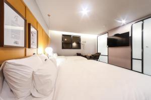 Brown-Dot Hotel Beomcheon, Hotely  Busan - big - 74