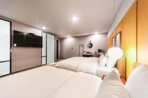 Brown-Dot Hotel Beomcheon, Hotely  Busan - big - 73