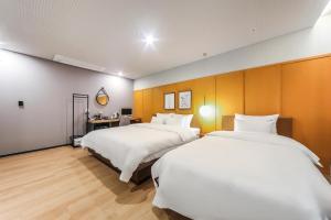 Brown-Dot Hotel Beomcheon, Hotely  Busan - big - 72