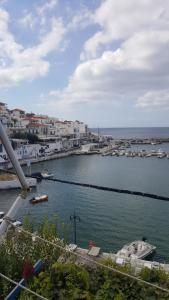 Esperides Sea Andros Greece