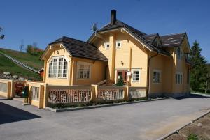 Accommodation in Kupjak