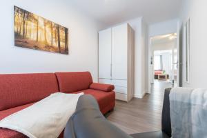 Ferienwohnungen Rosengarten, Апартаменты  Бёргеренде-Ретвиш - big - 298