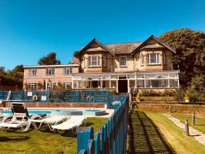 Luccombe Manor Country House Hotel, Hotels  Shanklin - big - 75