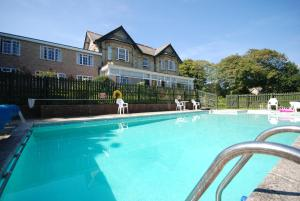Luccombe Manor Country House Hotel, Hotels  Shanklin - big - 77