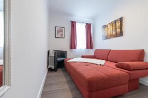 Ferienwohnungen Rosengarten, Апартаменты  Бёргеренде-Ретвиш - big - 297