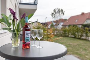 Ferienwohnungen Rosengarten, Апартаменты  Бёргеренде-Ретвиш - big - 294