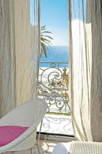 Hôtel Le Royal Promenade des Anglais, Hotel  Nice - big - 57