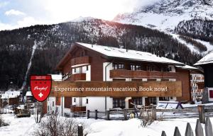 Berghof Garni - The Dom Collection - Accommodation - Saas-Fee