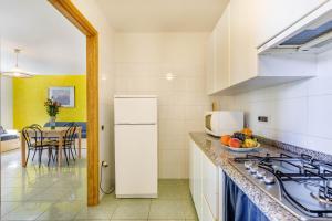 Mare Azzurro, Apartmánové hotely  Cardedu - big - 106