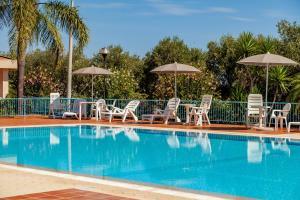 Mare Azzurro, Apartmánové hotely  Cardedu - big - 126
