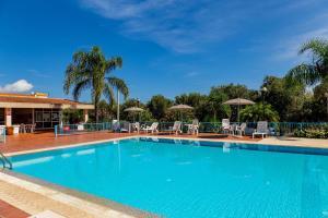 Mare Azzurro, Apartmánové hotely  Cardedu - big - 58