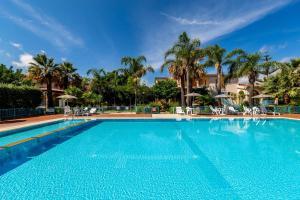 Mare Azzurro, Apartmánové hotely  Cardedu - big - 72