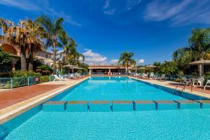 Mare Azzurro, Apartmánové hotely  Cardedu - big - 57