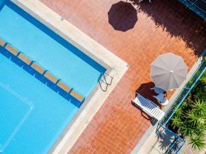 Mare Azzurro, Apartmánové hotely  Cardedu - big - 65
