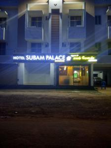Auberges de jeunesse - Hotel Subam Palace