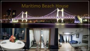 . New Gwangalli Beach House Maritimo
