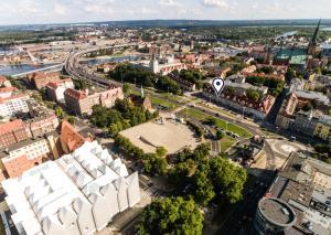 Szczecin Old Town Apartments Luxurious