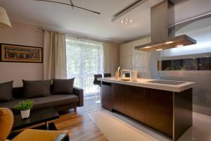 Apartament Venge w Centrum z Akwarium
