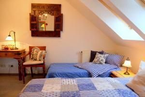 obrázek - Große Wohnung mit 2 Schlafz. 2 Bädern