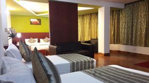 Hotel Le Primula, Отели  Гангток - big - 8