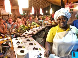 Zimbali Culinary Retreats, Негрил