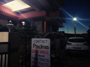 Auberges de jeunesse - Padma Guesthouse