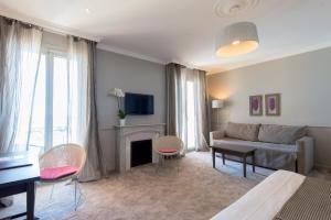 Hôtel Le Royal Promenade des Anglais, Hotel  Nice - big - 61