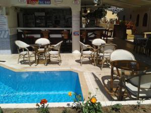 Defne & Zevkim Hotel, Apartmánové hotely  Marmaris - big - 48