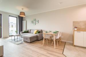 Brand New City Apartment