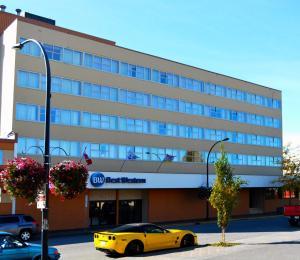 Best Western Terrace Inn - Hotel - Terrace