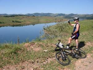 Pousada Canto do Lago, Penziony  Piracaia - big - 104