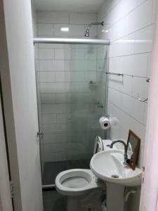 Apartamento em Salvador Barra, Apartments  Salvador - big - 4