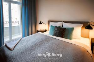 Very Berry Chełmońskiego 20 Deluxe Apartments check in 24h