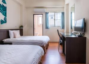 Na Na Comfort Homestay, Privatzimmer  Taitung - big - 8
