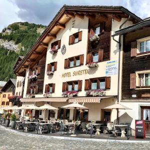 Hotel Suretta - Splügen