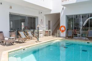 Jason Studios & Apartments, Apartmánové hotely  Naxos Chora - big - 17