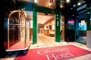The Crossley Hotel, Apartmanhotelek  Melbourne - big - 34