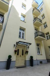 Warszawa Apartments Wilcza, Ferienwohnungen  Warschau - big - 30