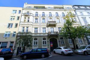 Warszawa Apartments Wilcza, Ferienwohnungen  Warschau - big - 28