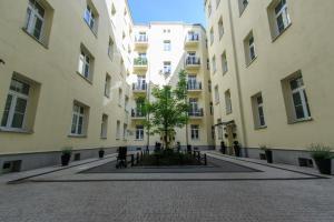 Warszawa Apartments Wilcza, Ferienwohnungen  Warschau - big - 27