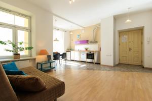 Warszawa Apartments Wilcza, Ferienwohnungen  Warschau - big - 21