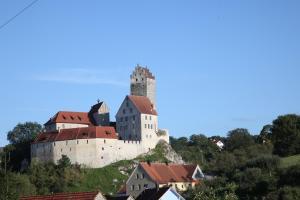 Burg Katzenstein - Amerdingen