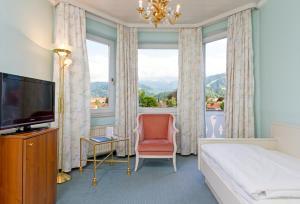 Wittelsbacher Hof Swiss Quality Hotel, Hotels  Garmisch-Partenkirchen - big - 35