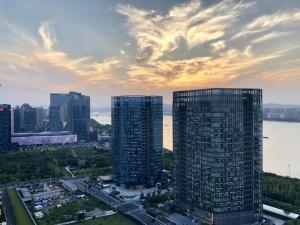 Wisetrip Riverside Apartments, Apartmanok  Hangcsou - big - 109