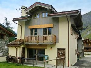 Holiday Home Chalet Bucher De Champagny