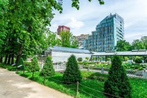 Garden Embassy Hotel - Moskva