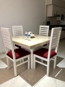 Cantabria House Suites, Апарт-отели  Агуаскальентес - big - 36