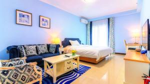 Guangzhou Bin Ke International Apartment Pazhou Branch, Apartmány  Kanton - big - 1