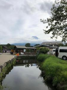 Guest house En, Priváty  Fujiyoshida - big - 15