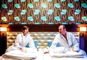 Hotel Termálkristály Aqualand, Hotely  Ráckeve - big - 27